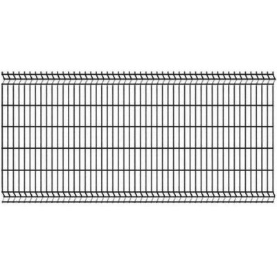 123cm Antracit Panel APOLLO 3D
