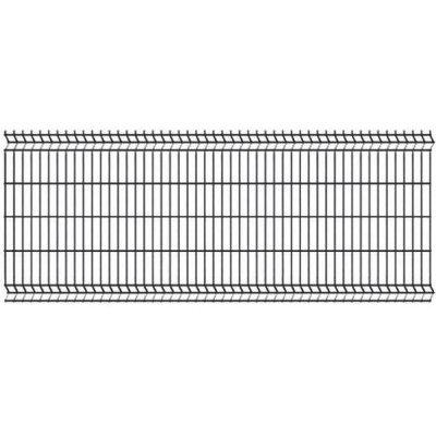 103cm Čierny Panel Classic 3D