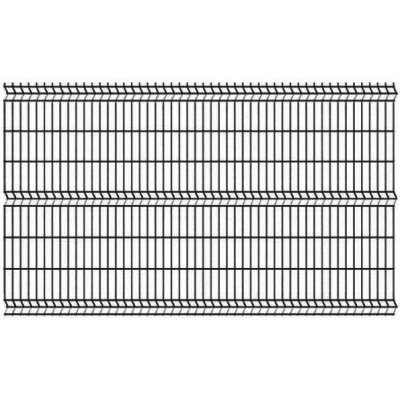 153cm Čierny Panel APOLLO 3D