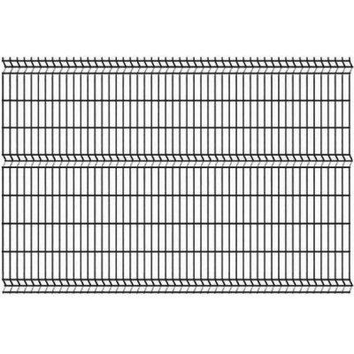 173cm Čierny Panel Classic 3D