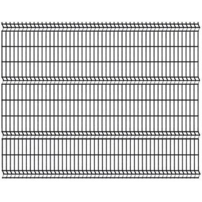 203cm Čierny Panel APOLLO 3D