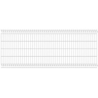 103cm Sivý Panel Classic 3D