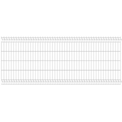 103cm Svetlo sivý Panel Classic 3D