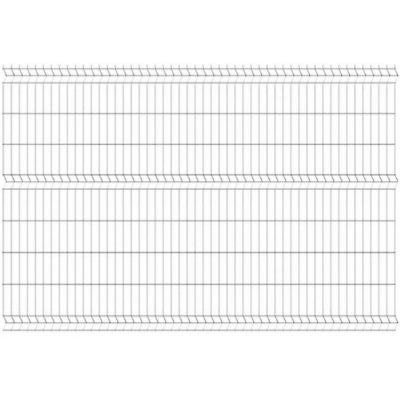 173cm Svetlo sivý Panel Classic 3D