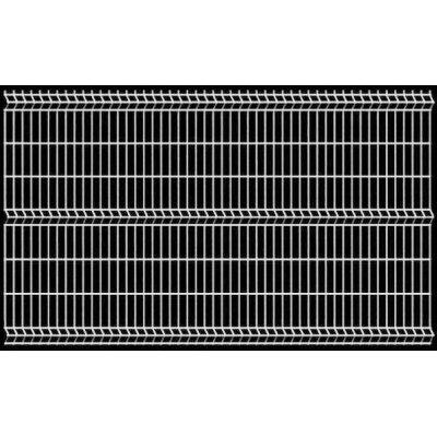 153cm Bielý Panel APOLLO 3D