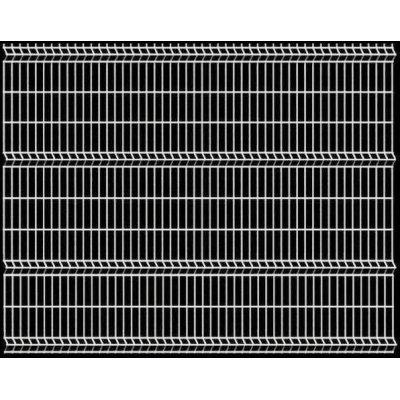 203cm Bielý Panel APOLLO 3D