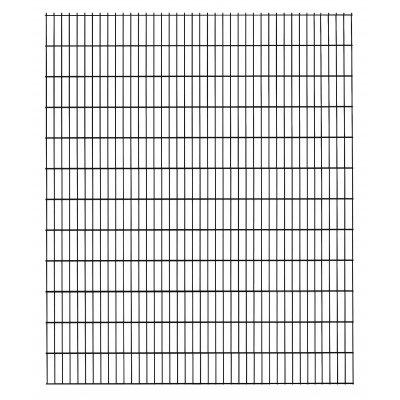 243cm čierný panel GAMA 2D