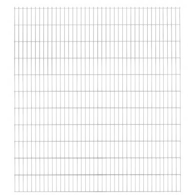 223cm sivý panel GAMA 2D