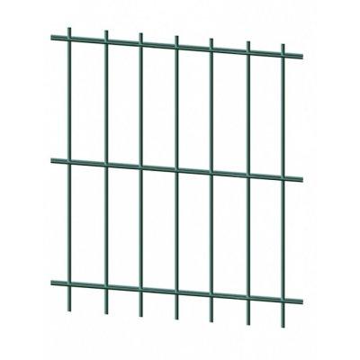 Gabiónový panel 2D zelený