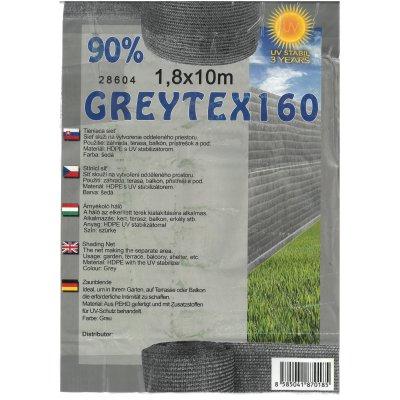 GREYTEX 180cm Tieniaca sieť 90% (10m)