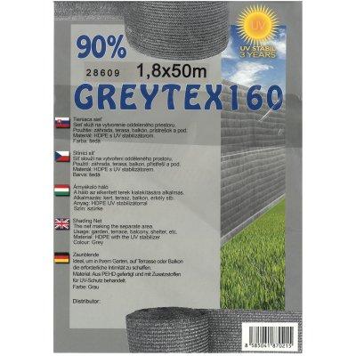 GREYTEX 180cm Tieniaca sieť 90% (50m)
