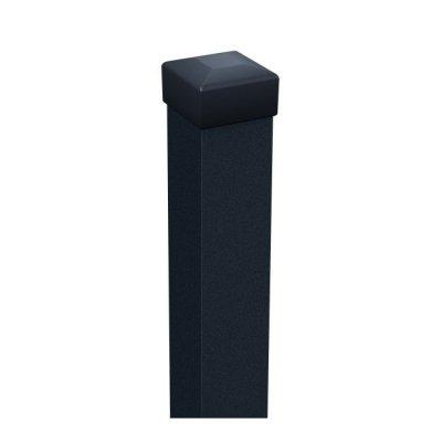 QUATRO stĺpik 200cm Antracit