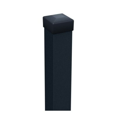 QUATRO stĺpik 300cm Antracit