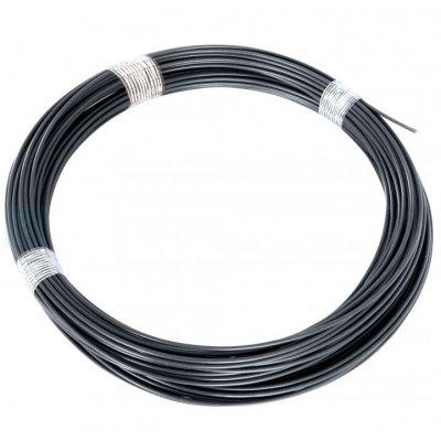 52m Napínací drôt antracit