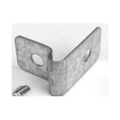 Pliešok príchytka panelu 3D pozink