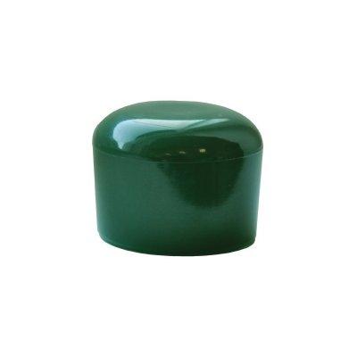 48mm Čiapočka na stĺpik zelená