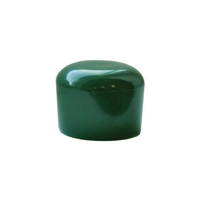 60mm Čiapočka na stĺpik zelená