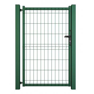 123x100cm Zelená Modest bránka