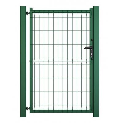 173x120cm bránka MODEST zelená
