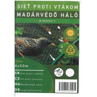 BIRDNET sieť na ochranu pred vtákmi 4x50m