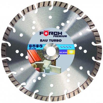 PREMIUM BAU TURBO FORCH (FÖRCH) 230mm