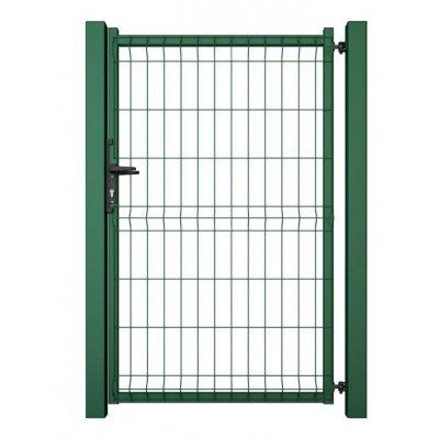 153x120cm bránka MODEST zelená
