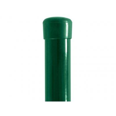 TENIS Stĺpik 375cm zelený