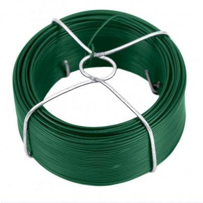 60m Viazací drôt 1,4mm zelený