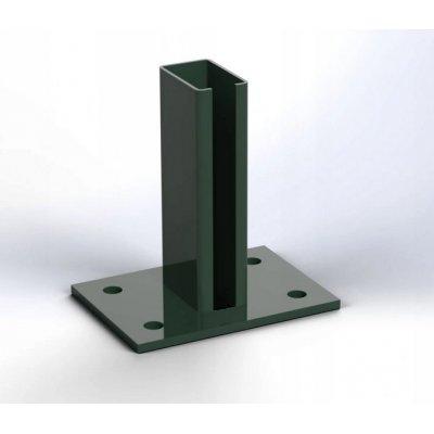 Pätka stĺpika TANGEL zelená