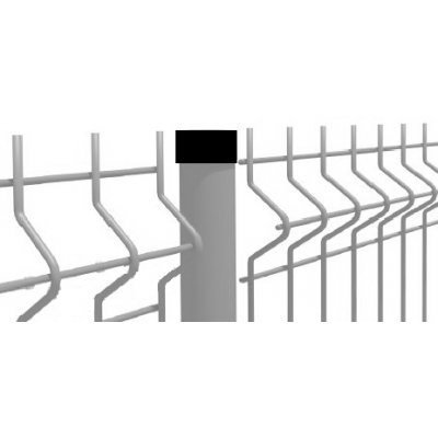 123cm Pozinkovaný Panel VEGA /plotový diel