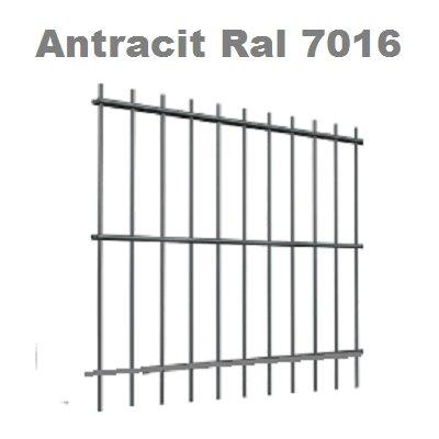 243cm Antracit panel GAMA 2D