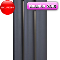 NEX Stĺpik 200cm priemer 48mm pozink a pvc Antracit