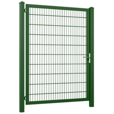 120x100cm Zelená Gardia bránka jednokrídlová