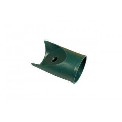38mm Koncovka podpery PVC zelená