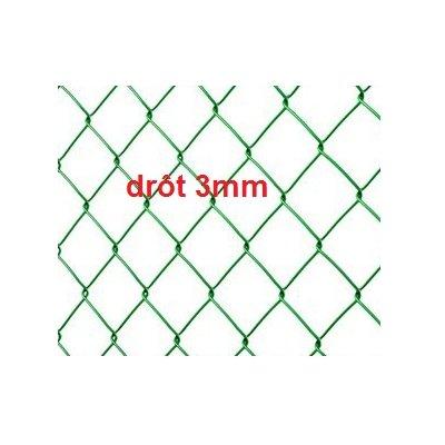 200cm Pletivo STRONG 50 zelené