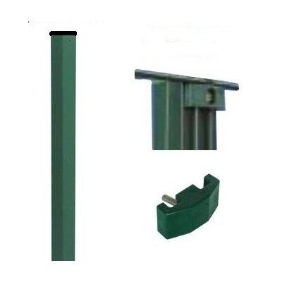 Stĺpik NYLOFOR PLUS 200cm zelený