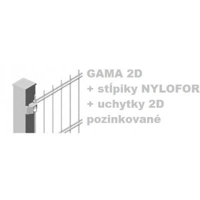 Set Pozink GAMA + Nylofor + 2D