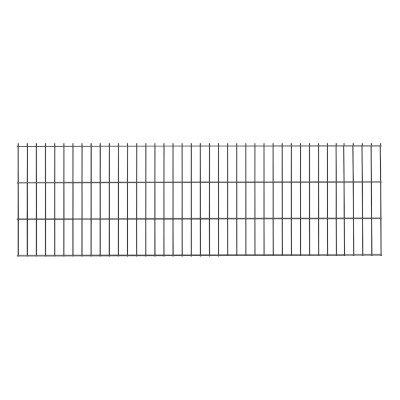 63cm Antracit panel GAMA 2D