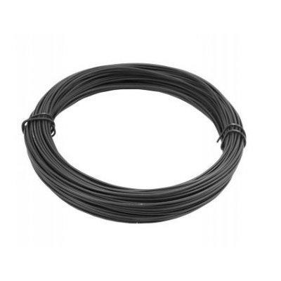 78m Napínací drôt antracit