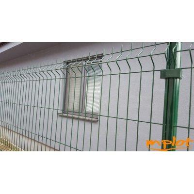 203cm Zelený Panel APOLLO 3D