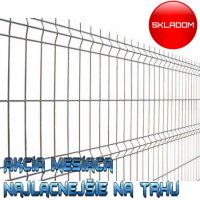123cm Pozinkovaný Panel APOLLO 3D