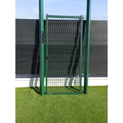 103x100cm Zelená Modest bránka