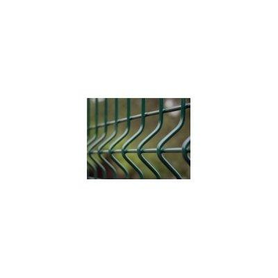 Plotový panel 3D Classic (5mm drôt) zelená