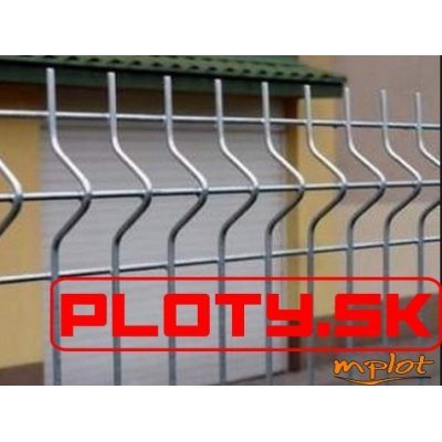 173cm Pozinkovaný Panel APOLLO 3D