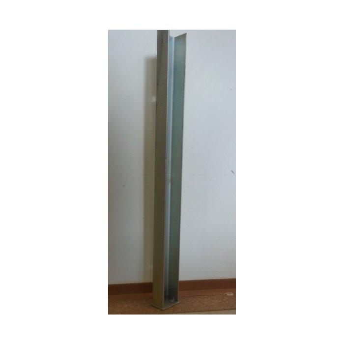 Polovičný držiak podhrabovej dosky 60cm pozinkovaný