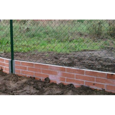 250x30x5cm Mplot Betónová doska imitácia tehla