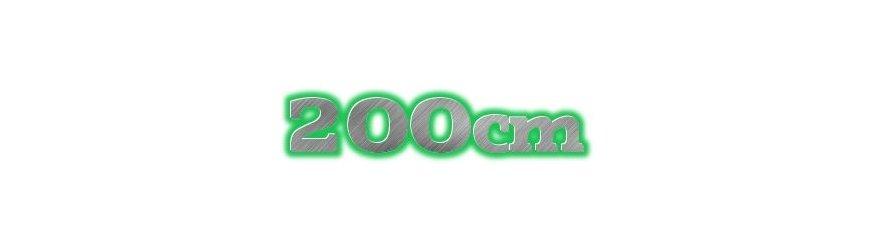 Zostavy oplotenia pre výšku 200cm