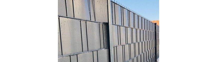 Krycie pásky na plotové panely NOVINKA 2016