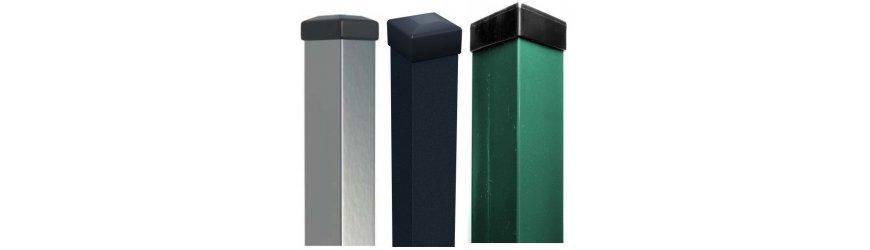 Stĺpiky NYLOFOR 60x60mm k plotovým panelom