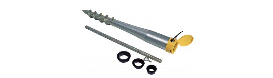 Na stĺpiky priemer 25-60mm